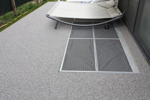 steinteppich natursteinteppich industrieboden kunstharzboden garagenboden bodenbeschichtungen. Black Bedroom Furniture Sets. Home Design Ideas